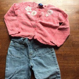 Oshkosh Outfit Gurls 3T